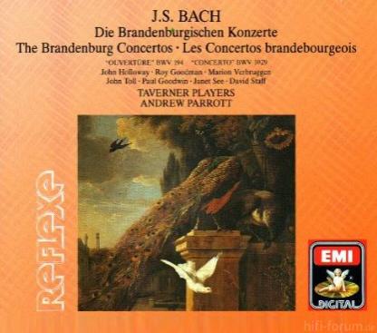 Bach Parrott
