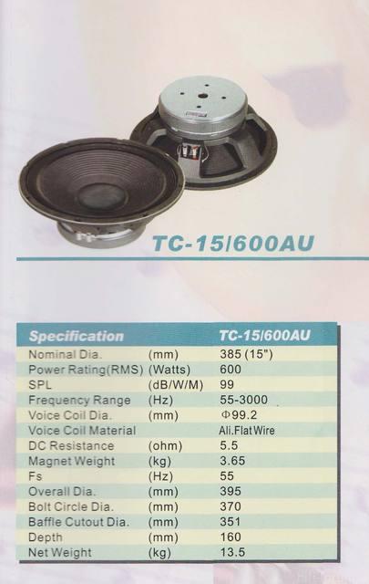 TC15 600