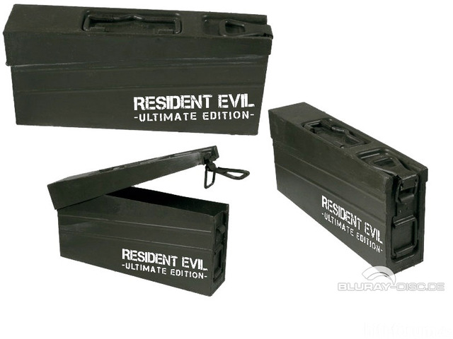 Resident Evil Ultimate Edition