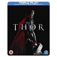 Thor Steelbook HMV UK
