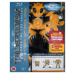 Transformers 2 Revenge Of The Fallen Bumblebee Edition UK