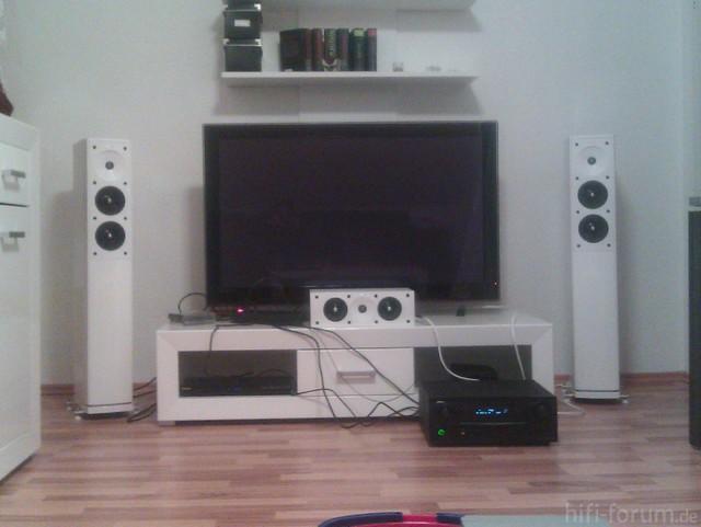 Jamo HCS 606 Weiß