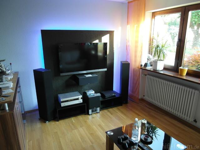 PS3 Im Wohnzimmer