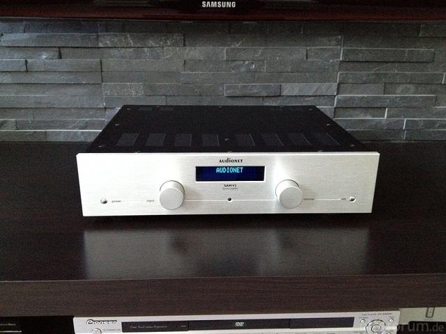 120723 Audionet SAM V2 Front