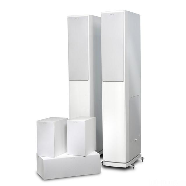 JAMO S 606 HCS 3 (S606) White