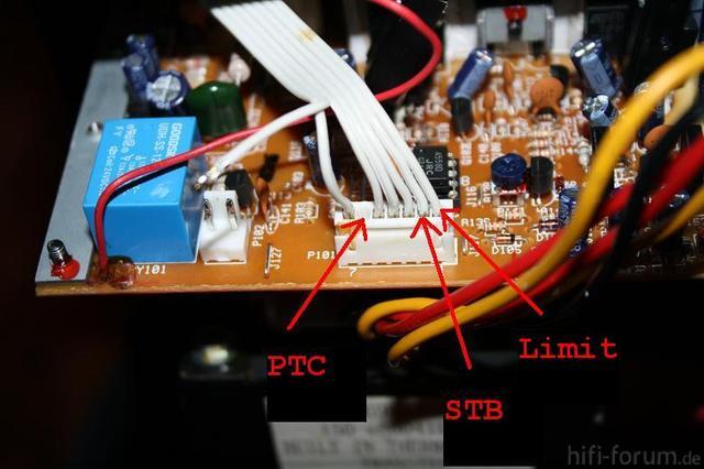 Signal-Leitungen