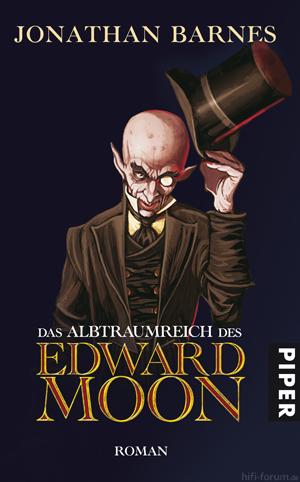 Barnes Das Albtraumreich Des Edward Moon