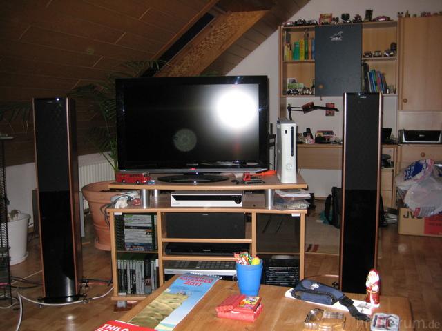 Boxen Von Vorn, Mit Tv ;)