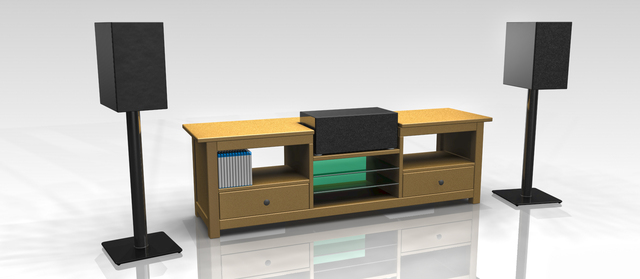 welches echt holz f r lowboard tv bank racks geh use hifi forum. Black Bedroom Furniture Sets. Home Design Ideas