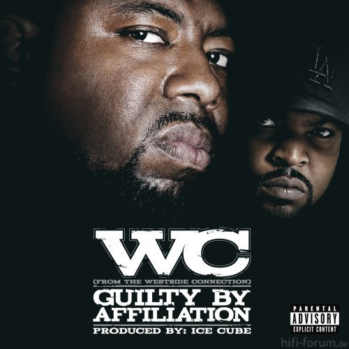 Album Guilty By Affiliation