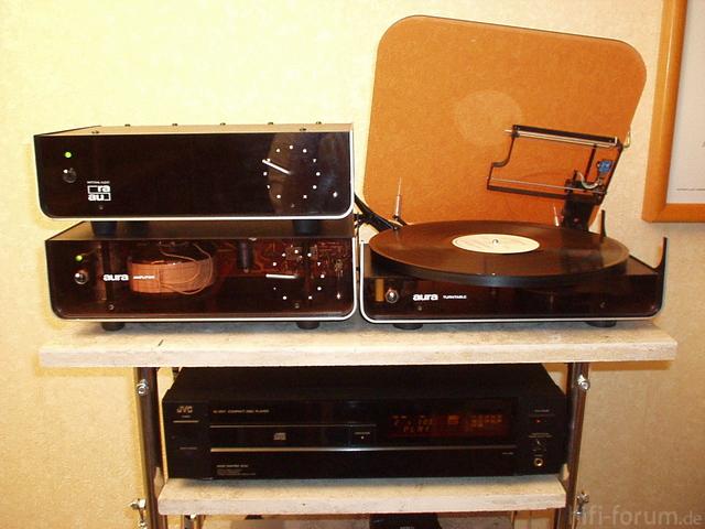 Rational Audio Anlage