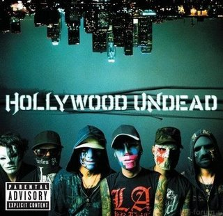 Hollywood Undead   Swan Songs