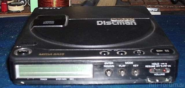 SONY CDP D99 II