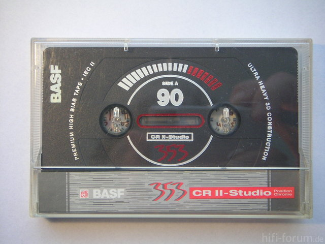 BASF 353 CR II Studio