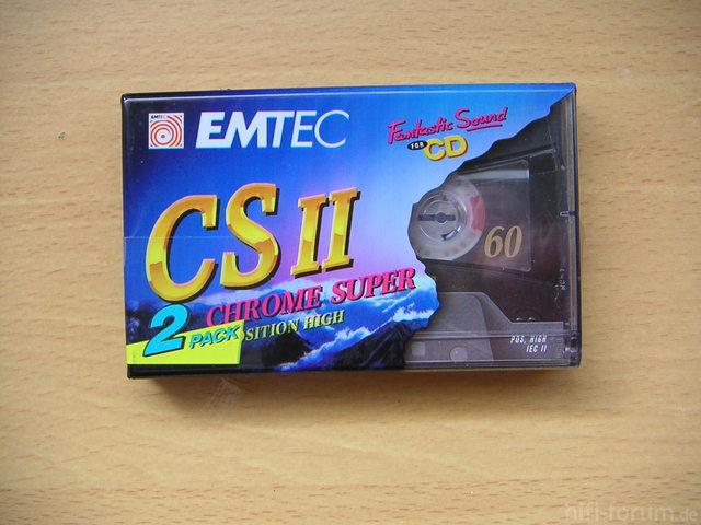 EMTEC CS II 60