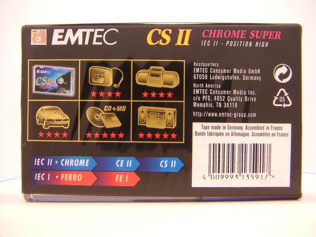 Emtec CS II