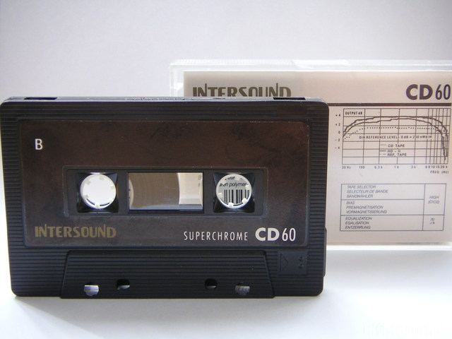 INTERSOUIND SUPERCHROME CD 60
