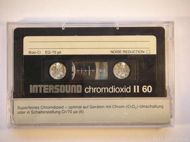 Intersound Chromdioxid II