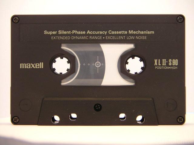 Maxell XL II-S Von 1988: