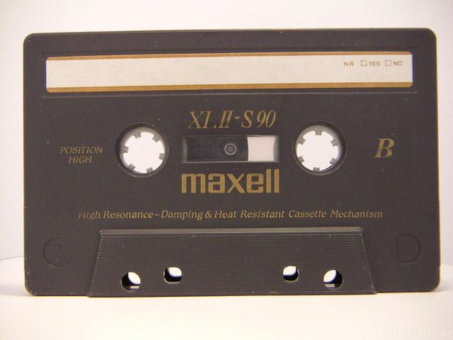 Maxell XL II-S90