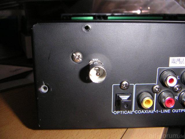 Muvid 715 Mit Antennenbuchse