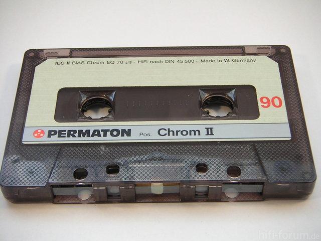 PERMATON Chrom II