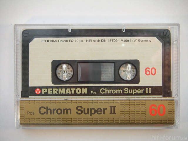 PERMATON Chrom Super II
