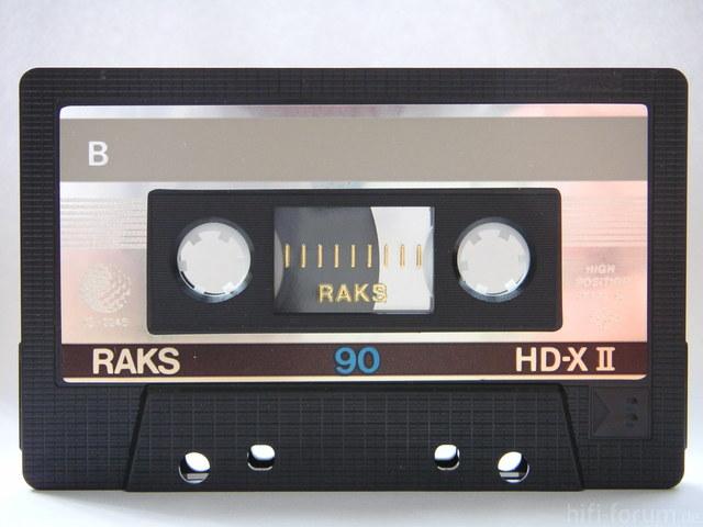 RAKS HD-X II