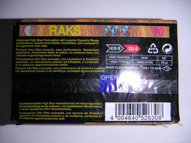 RAKS SD-S 90