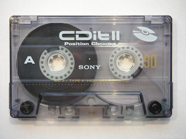 Sony CDit II