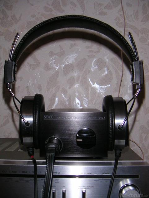 STAX SRD-4 Mit SR40