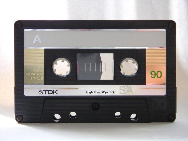 TDK SA 90
