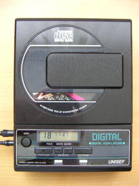 UNISEF CD-100N