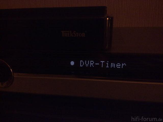 Anzeige DVR