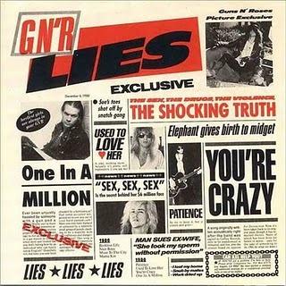 Guns N Roses Gnr Lies A