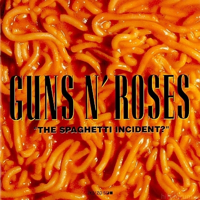 Guns N Roses The Spaghetti