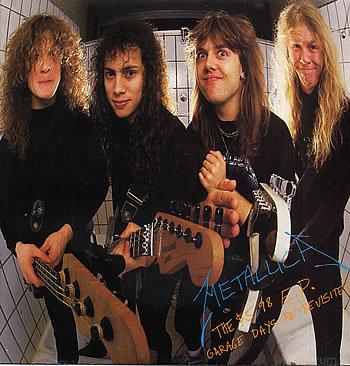 Metallica Garage Days Re Re 991