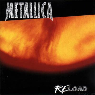 Metallica    ReLoad 1