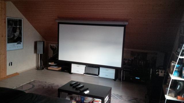 leinwand trotz dachschr ge leinw nde beamerzubeh r messtechnik co hifi forum. Black Bedroom Furniture Sets. Home Design Ideas