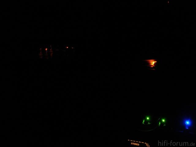 Röhren Im Dunkeln :-)