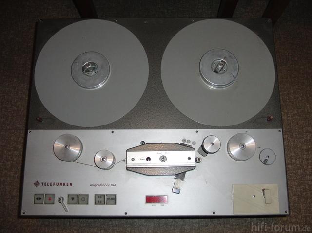 Telefunken Bandmaschine
