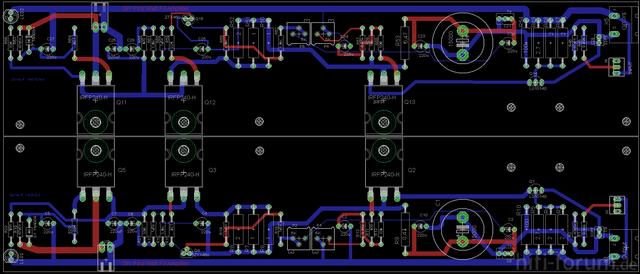 F3 PCB