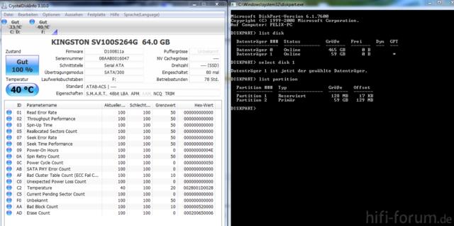 SSD DATEN