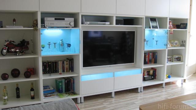 Fernsehschrank lcd  SAMSUNG ES-Serie 2012, leistungsfähige Smart-LED-LCD´s mit Sprach ...