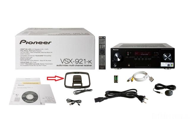 Antenne Pioneer 921