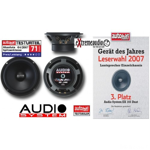 Audiosystem HX165DustSet