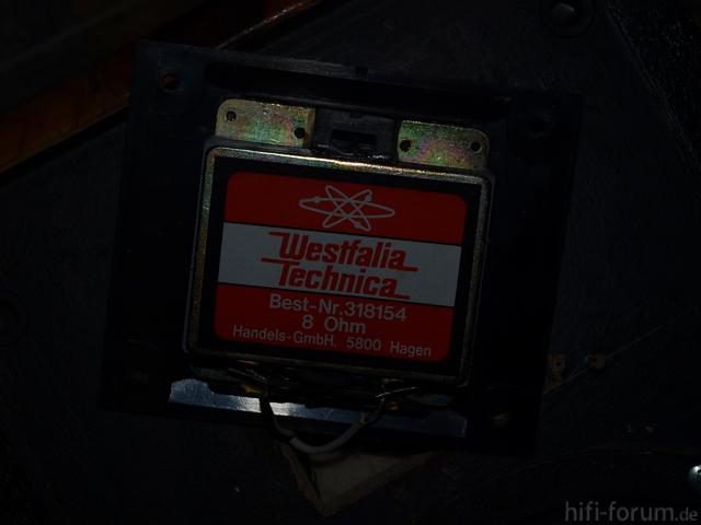 BändchenHT Westfalia Technica 002