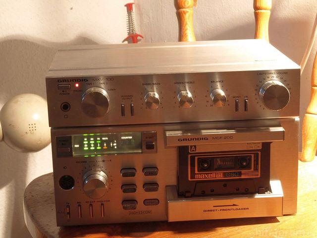 GrundigMCF200, ,XV100