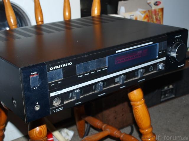 GrundigV7500 005