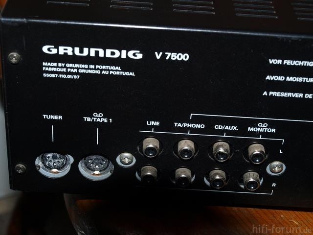 GrundigV7500 008